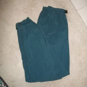 Columbia Sportswear vintage wind pants size M